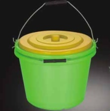 Large Bait and Boilie Bucket