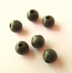 8 mm Tapered Bore Beads