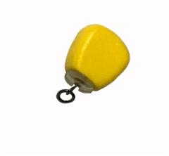 Plastic Bait Screws with Hook Ring Swivel